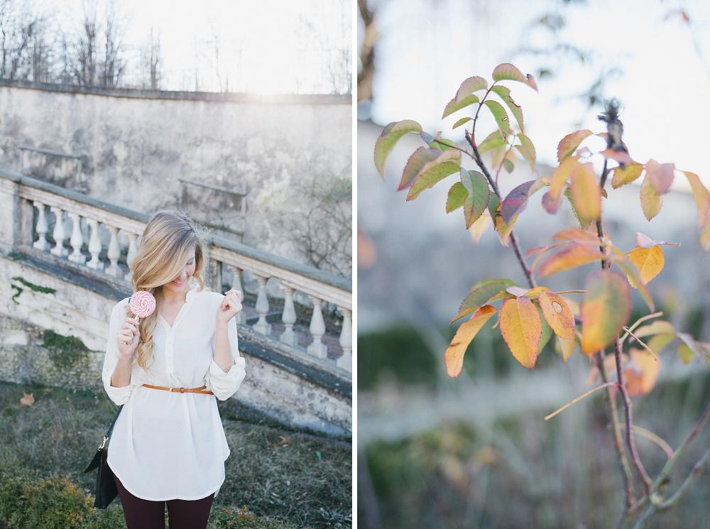 Portrait Photography   via www.irenefucci.it   Italian Villa Styled Shooting - Girl Poses Ideas