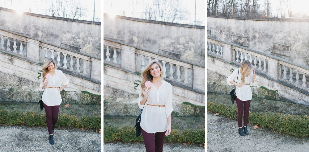 Portrait Photography | via www.irenefucci.it | Italian Villa Styled Shooting - Girl Poses Ideas