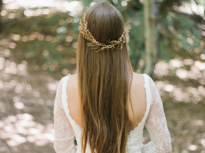 Woodland Bridal Inspiration